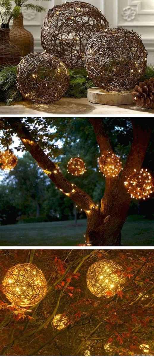 0050 rustic christmas decorations ideas