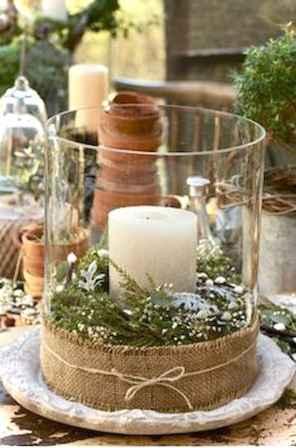0051 rustic christmas decorations ideas