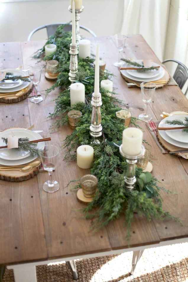 0055 rustic christmas decorations ideas