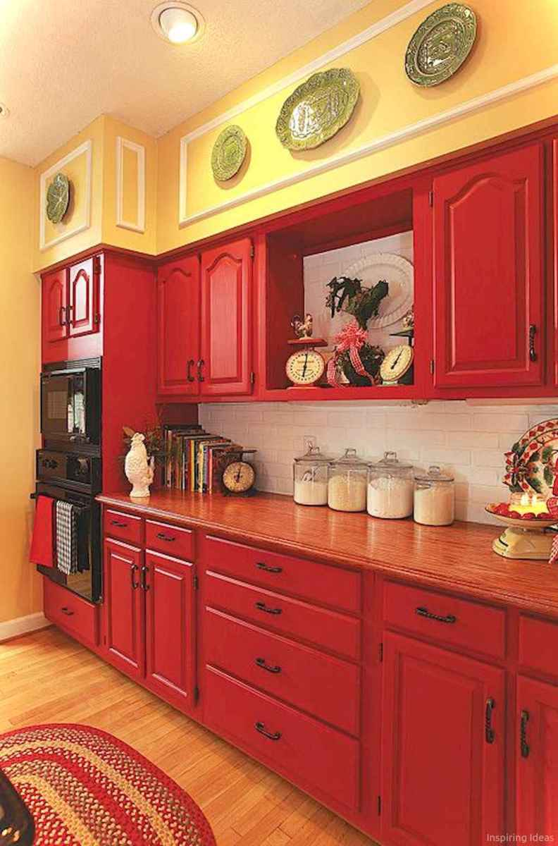 044 inspiring cottage kitchen cabinets ideas country style