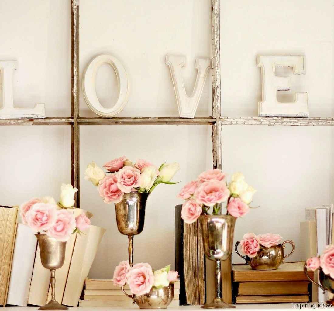 26 beautiful vintage valentine decorations ideas