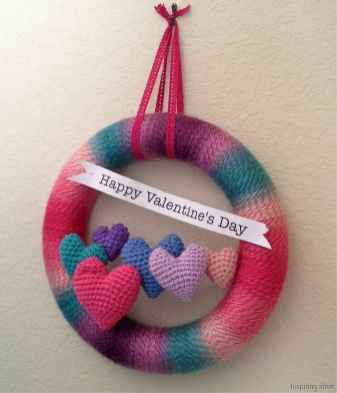 33 awesome diy valentine decorations heart patterns ideas