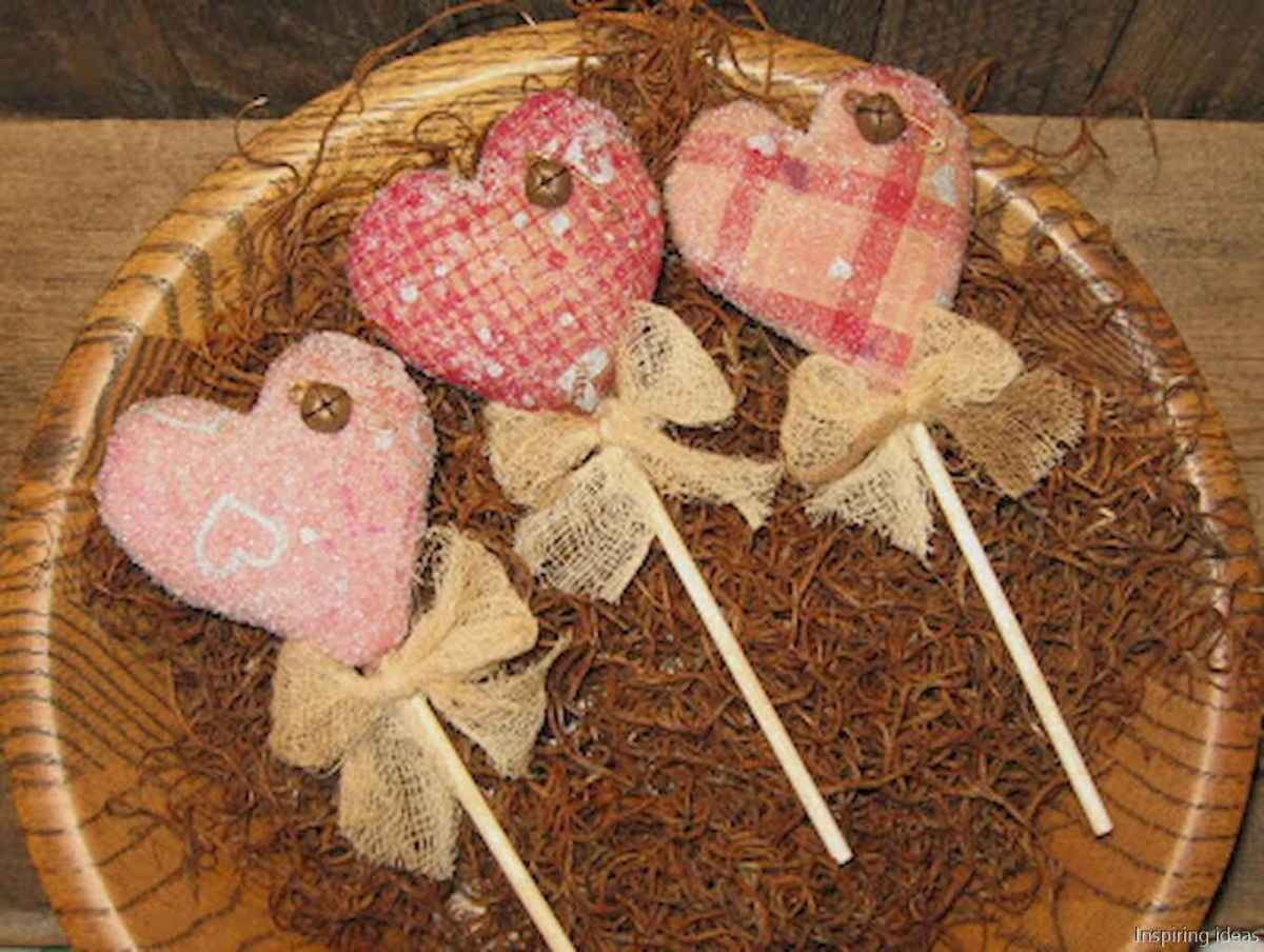 38 beautiful vintage valentine decorations ideas