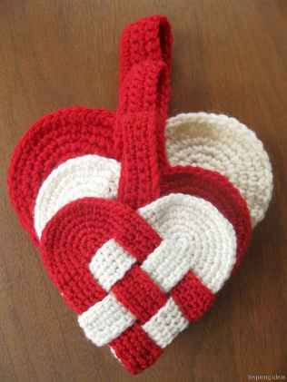 4 awesome diy valentine decorations heart patterns ideas