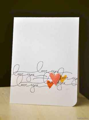 41 unforgetable valentine cards ideas homemade