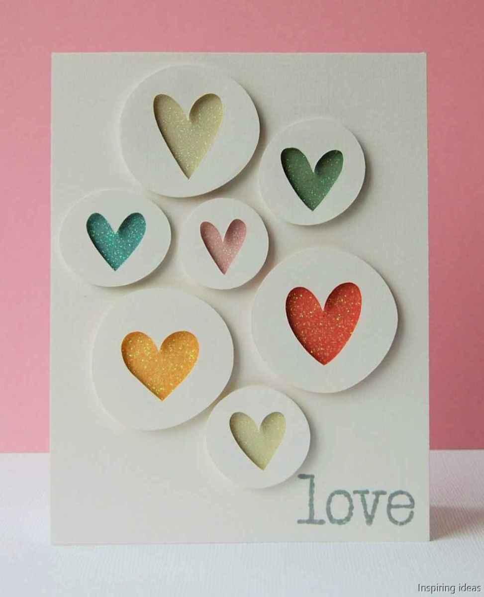 48 unforgetable valentine cards ideas homemade