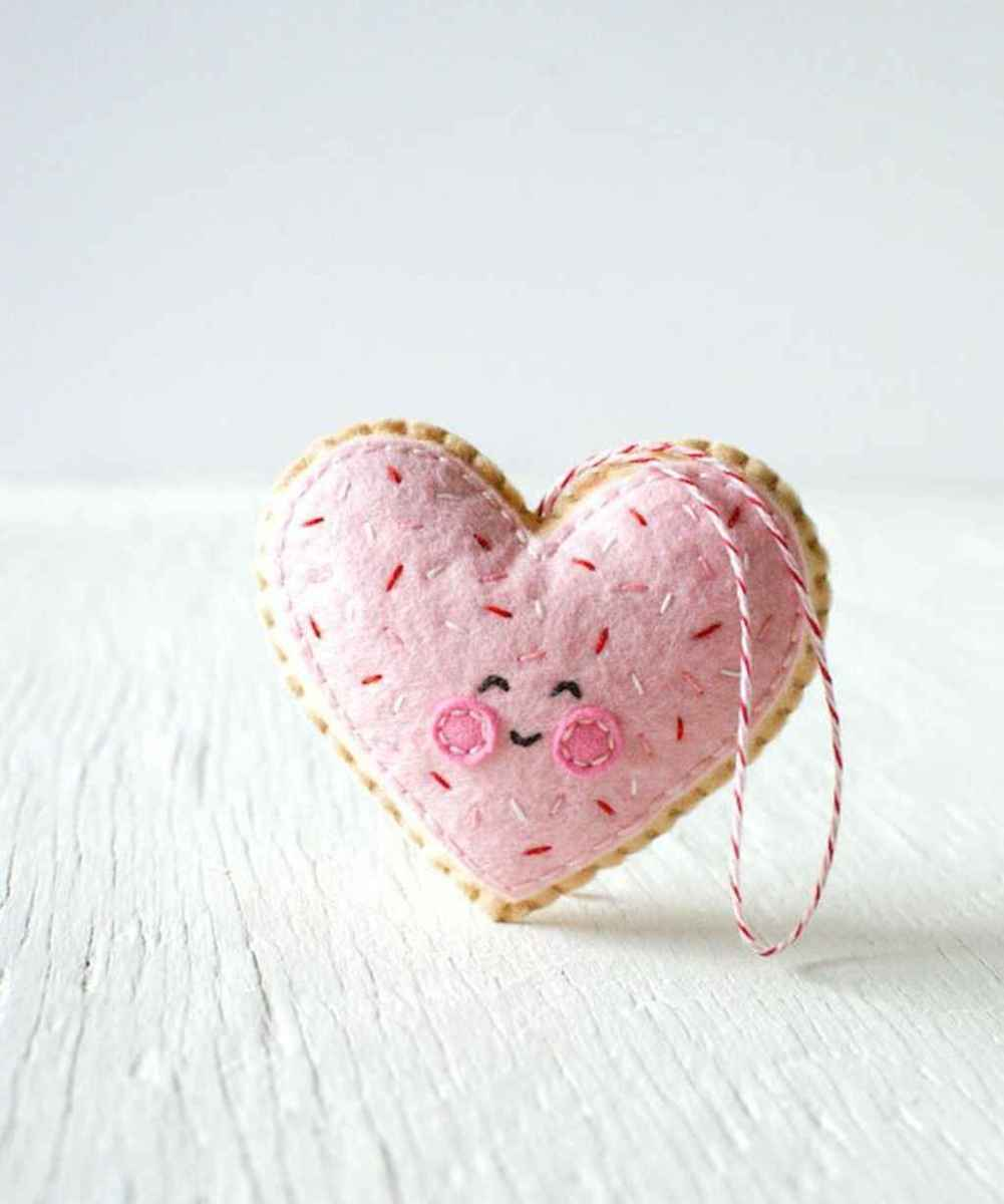68 awesome diy valentine decorations heart patterns ideas