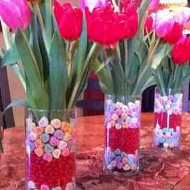 69 sweet diy valentine centerpieces decorations ideas