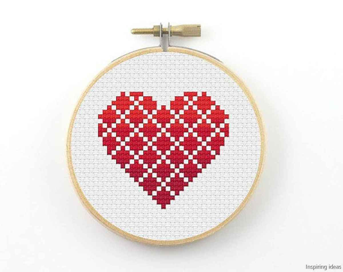87 awesome diy valentine decorations heart patterns ideas