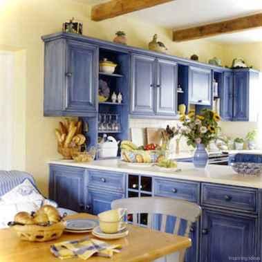 Amazing cottage kitchen cabinets ideas026