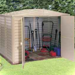 Clever garden shed storage ideas16