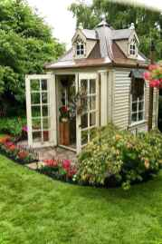 Clever garden shed storage ideas43