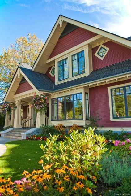 Gorgeous cottage house exterior design ideas042