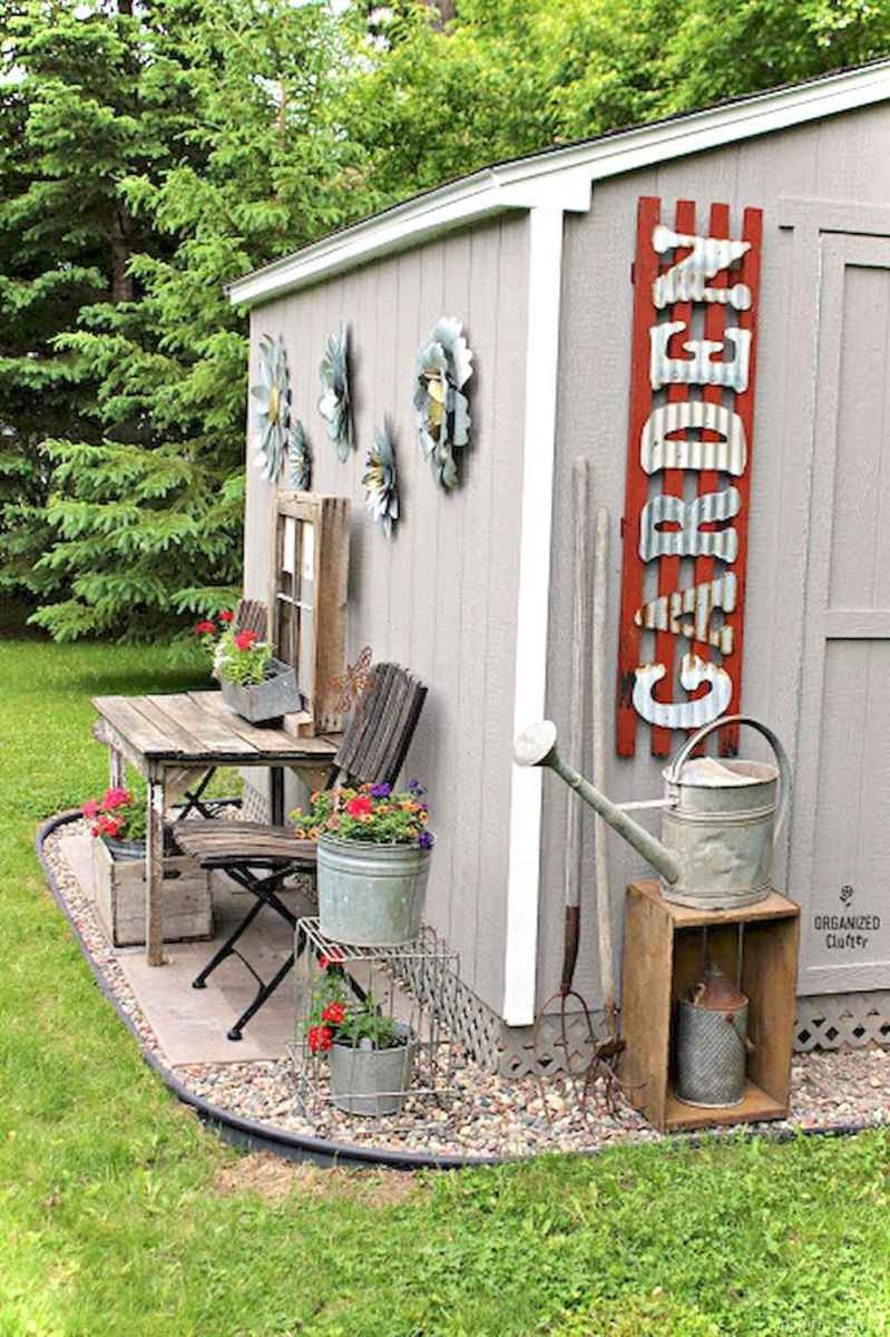Incredible garden shed plans ideas 5
