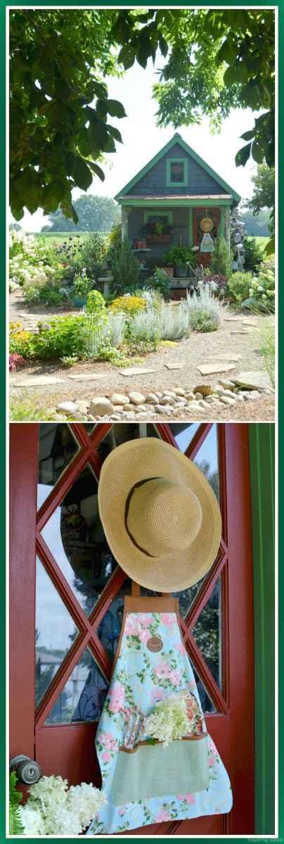 Inspiring garden shed ideas you can afford 28