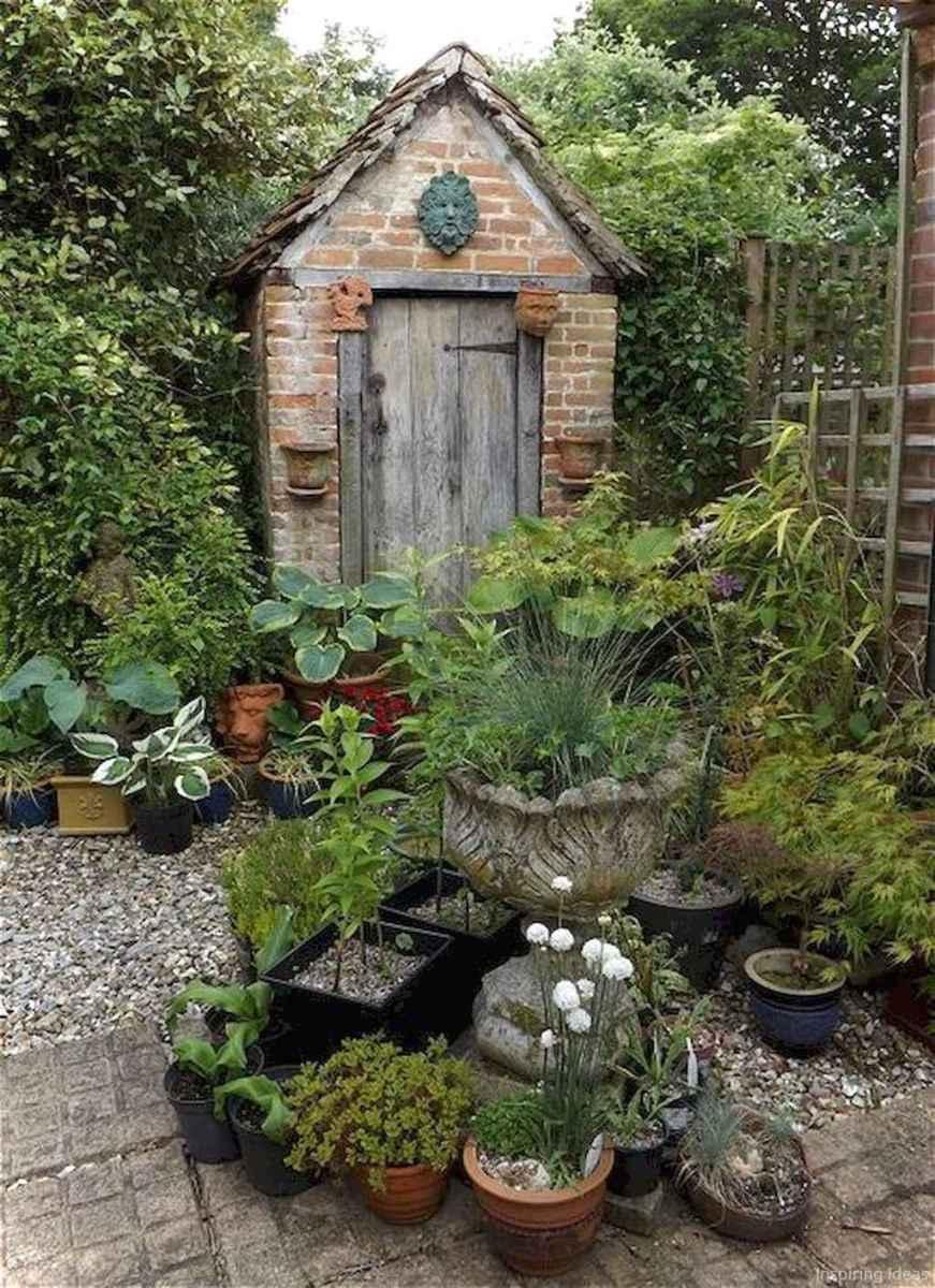 Inspiring garden shed ideas you can afford 4