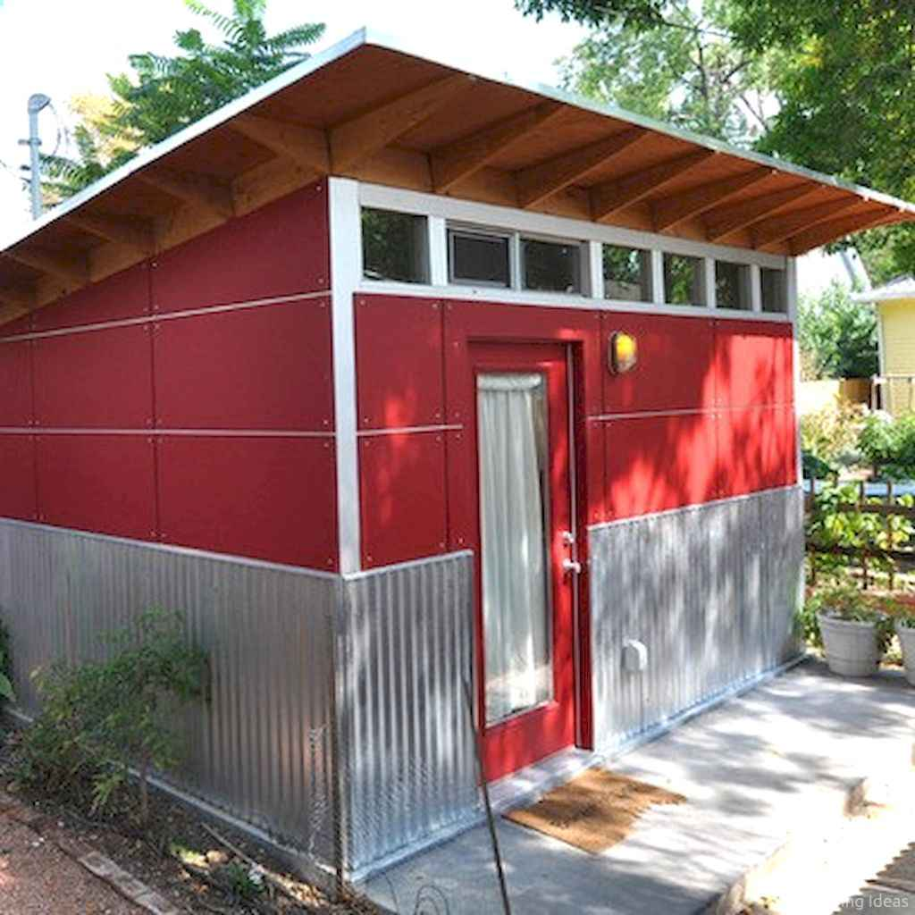 Smart garden shed organization ideas 19