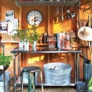 Smart garden shed organization ideas 22