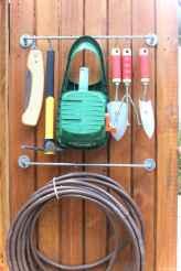 Smart garden shed organization ideas 36