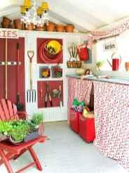 Smart garden shed organization ideas 37