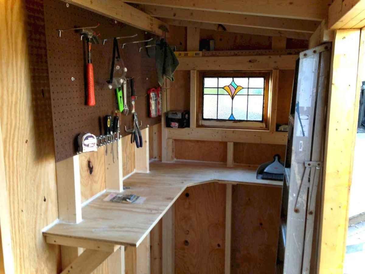 Smart garden shed organization ideas 7
