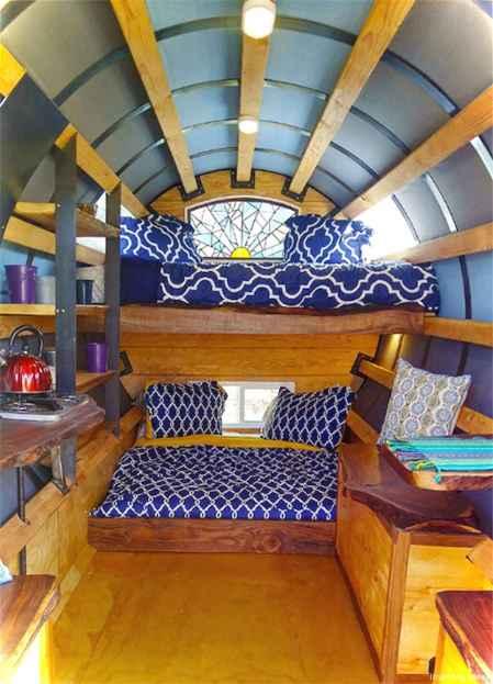 13 awesome tiny house interior ideas
