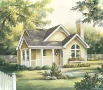 Amazing small cottage house plans ideas 0005