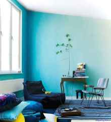 Artsy wall painting ideas for your home 02
