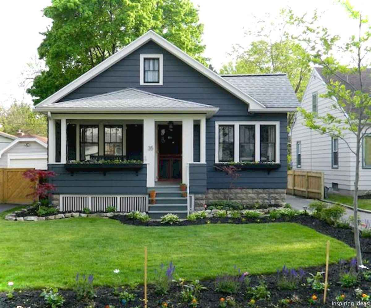 Charming 35 small cottage house exterior ideas