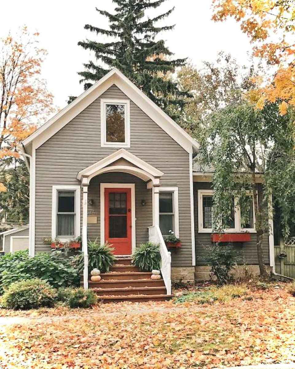 Charming 37 small cottage house exterior ideas