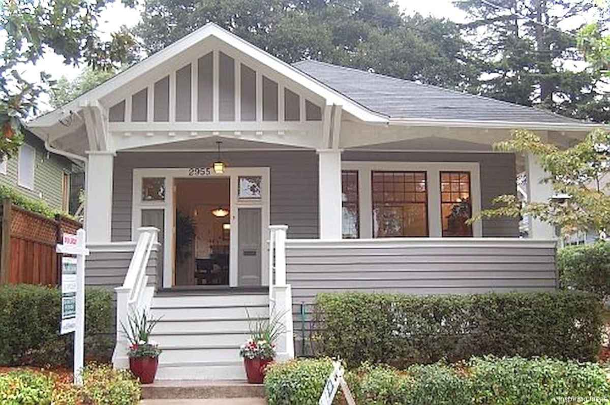 Charming 45 small cottage house exterior ideas
