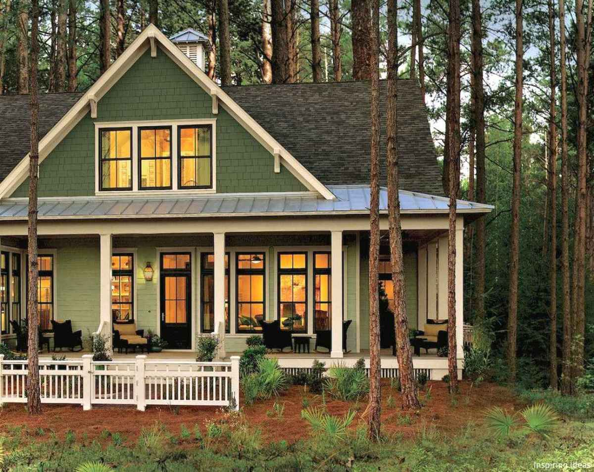 Charming 56 small cottage house exterior ideas