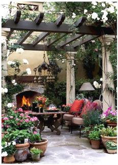 Patio garden furniture ideas 0043