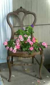 Vintage front porches furniture ideas 24