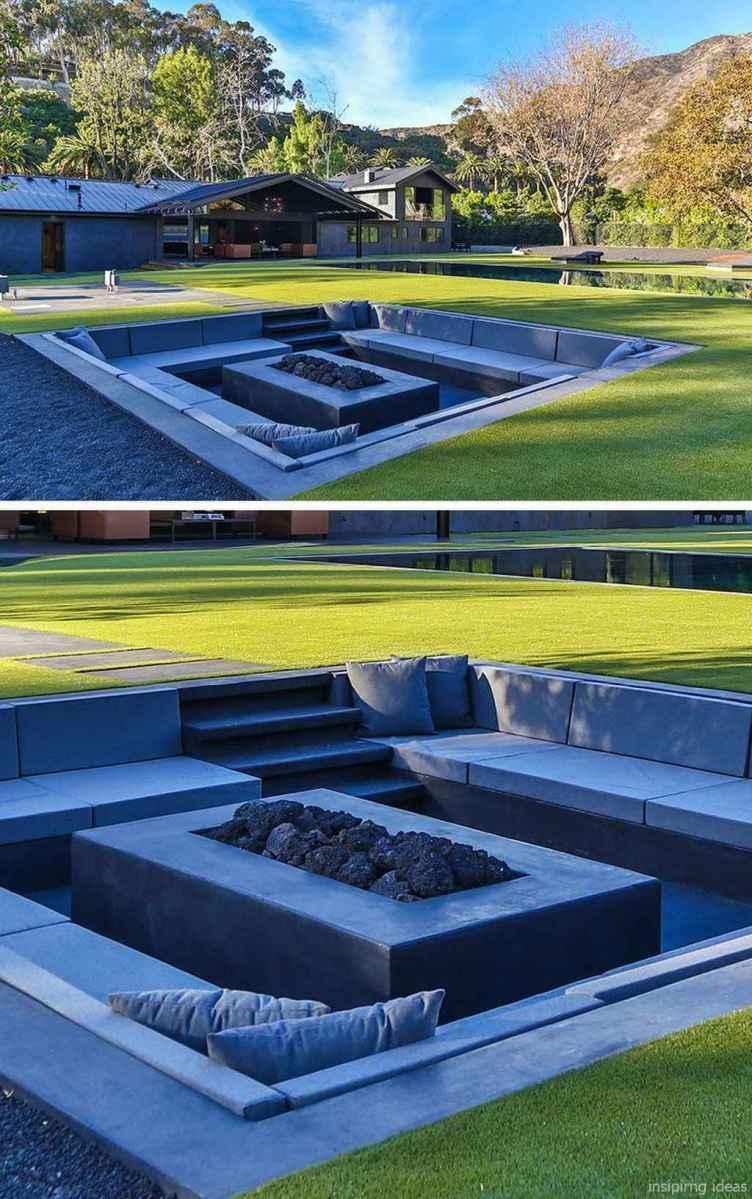 07 diy backyard fire pits design ideas