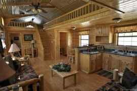 10 rustic log cabin homes design ideas