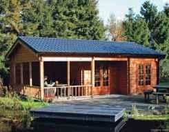 110 rustic log cabin homes design ideas