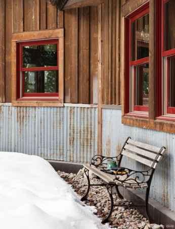 13 modern rustic window trim ideas