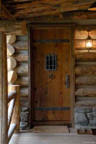 131 rustic log cabin homes design ideas