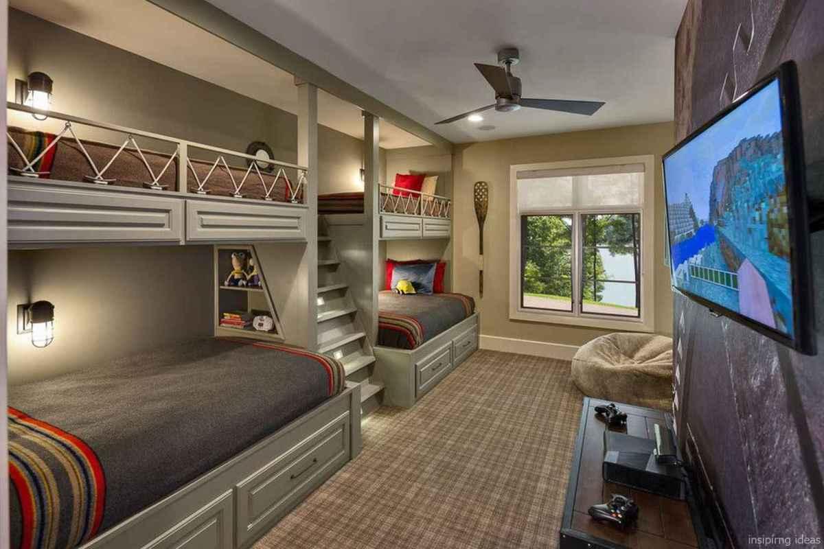 26 genius rustic storage bed design ideas