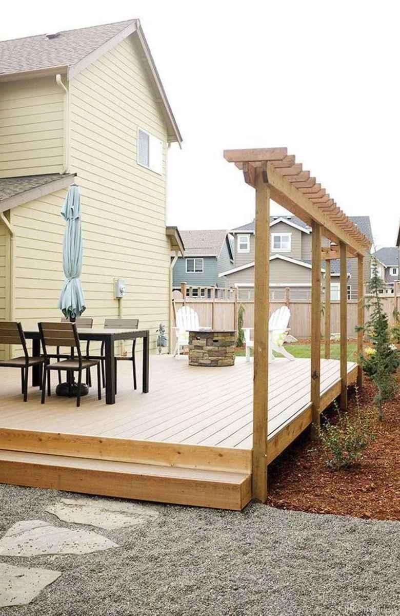 38 awesome gravel patio ideas with pergola