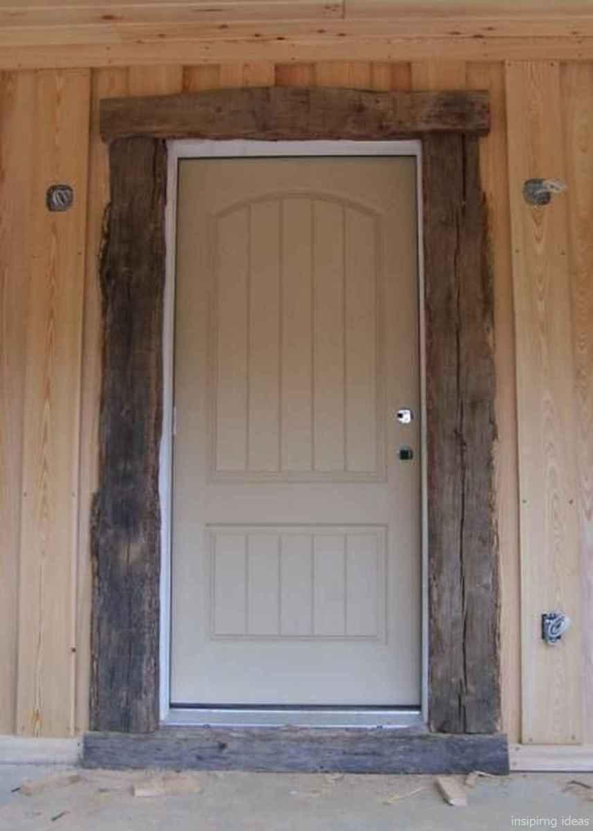 44 modern rustic window trim ideas
