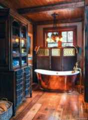 44 rustic log cabin homes design ideas