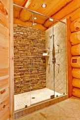45 rustic log cabin homes design ideas