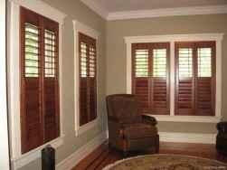 51 modern rustic window trim ideas