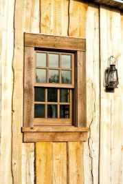 61 modern rustic window trim ideas