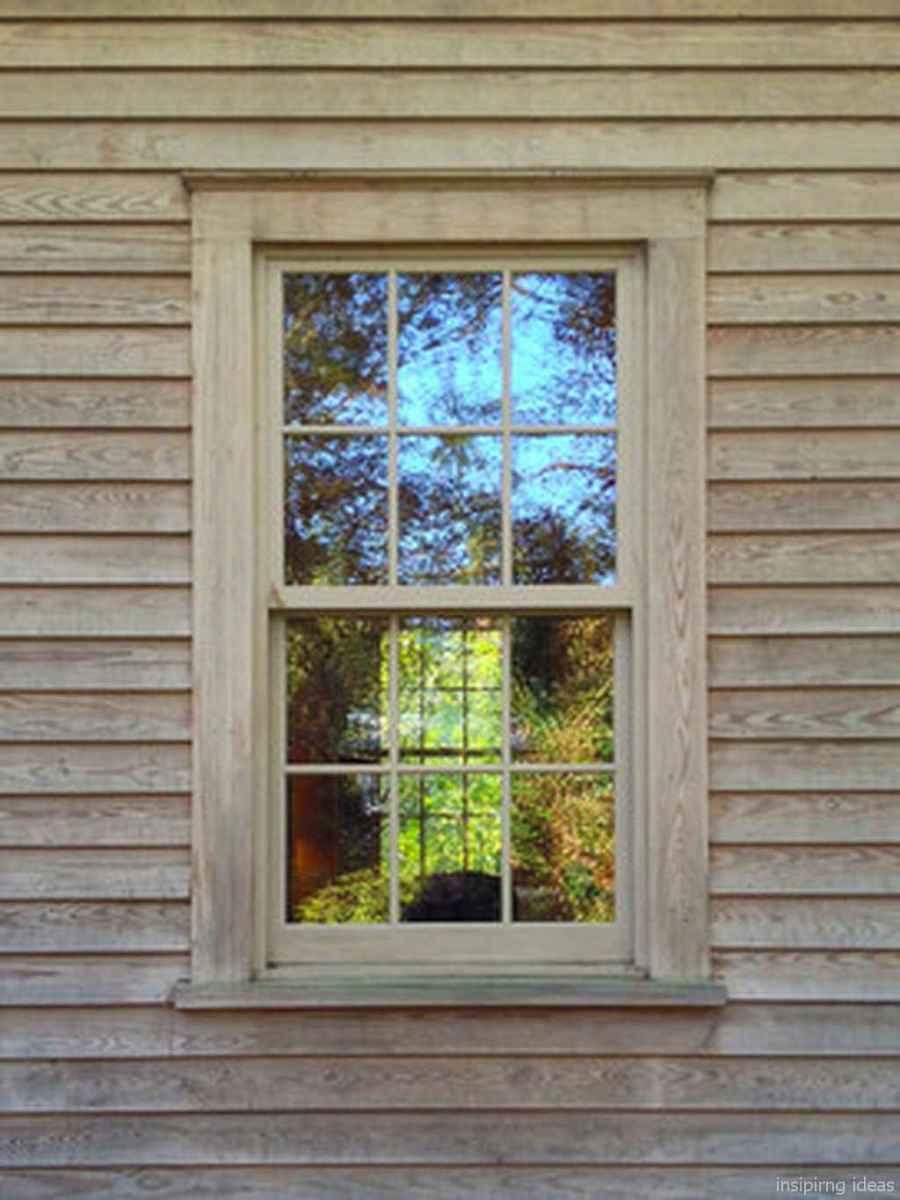 74 modern rustic window trim ideas