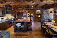 82 rustic log cabin homes design ideas
