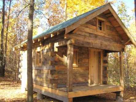 94 rustic log cabin homes design ideas