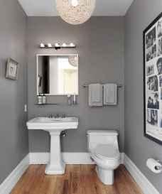 33 awesome small powder room ideas